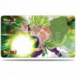 Tapis de Jeu Dragon Ball Super Tapis De Jeu - Dragon Ball Broly Full Power Accompagné D'un Tube De Protection