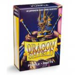 Protèges Cartes Format JAP  Sleeves Dragon Shield Mini Violet Matte - par 60