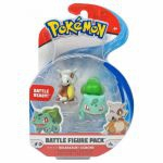 Figurine Pokémon 2 Battle Figure Pack - Bulbizarre & Osselait