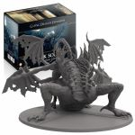 Jeu de Plateau Pop-Culture Dark Souls: Gaping Dragon Expansion