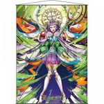 Wall Scroll Force of Will Tissu murale - Kaguya, Princesse Millénaire