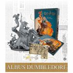 Jeu de Plateau Jeu de Rôle Harry Potter, Miniatures Adventure Game: Albus Dumbledore