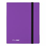 Portfolios  Pro-binder - Eclipse - Royal Purple -  360 Cases (20 Pages De 18)