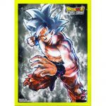 Protèges Cartes Standard Dragon Ball Super Goku Ultra Instinct (Sleeves par 60ct)