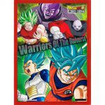 Protèges Cartes Standard Dragon Ball Super Warriors Of The Universe (Sleeves par 60ct)