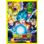 Protèges Cartes Standard Dragon Ball Super Goku Blue (Sleeves par 60ct)