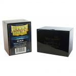 Deck Box  Dragon Shield Gaming Strong Box - Rigide Noir - 100 Cartes