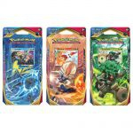 Decks Préconstruits Pokémon EB01 - Epée et Bouclier 1 - Lot de 3 Decks : Pyrobut, Lézargus & Gorythmic
