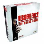 Jeu de Plateau Pop-Culture Resident Evil 2 : The Board Game