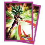Protèges Cartes Standard Dragon Ball Super Kefla (Sleeves par 65ct)