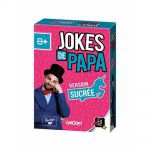 Jeu de Cartes Ambiance Jokes de Papa - Version Sucrée