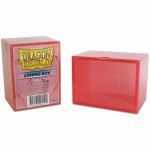 Deck Box  Dragon Shield Gaming Box - Rigide Rose - 100 Cartes