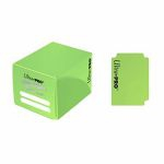 Deck Box  Pro-dual Small Deck Box - Vert (120 cartes)