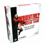 Jeu de Plateau Pop-Culture Resident Evil 2 : The Board Game - Expension - The B-Files