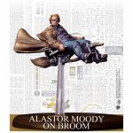 Jeu de Plateau Pop-Culture Harry Potter, Miniatures Adventure Game: Alastor Moody on Broom