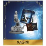 Jeu de Plateau Pop-Culture Harry Potter, Miniatures Adventure Game: Nagini