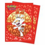 Protèges Cartes Standard Pokémon Ultra Pro - Sleeves Pokemon - Flambino Par 65