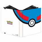 Portfolios Pokémon Pro-binder Super Ball -  360 Cases (20 Pages De 18)