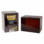 Deck Box  Dragon Shield Gaming Strong Box - Rigide Marron - 100 Cartes