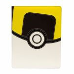 Portfolios Pokémon Premium Pro-binder - Simili Cuir Hyper Ball -  360 Cases (20 Pages De 18)