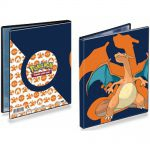 Portfolios Pokémon Dracaufeu (10 Pages De 9 Cases) 90 Cases