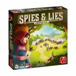 Jeu de Plateau Gestion Spies & Lies - A stratego Story