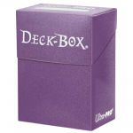Deck Box  Deck Box Ultrapro - Violet