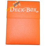 Deck Box  Deck Box Ultrapro - Orange Sanguine