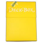 Deck Box  Deck Box Ultrapro - Jaune