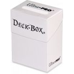 Deck Box  Deck Box Ultrapro - Blanc