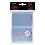 Protèges Cartes Accessoires Sleeves Ultra-pro Standard Par 100 Transparent