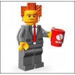 Minifigures The Movie LEGO Minifigures The Lego Movie  - 02 - President Business