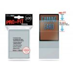 Protèges Cartes Standard  Sous Protection Pro-fit Ultra-pro - Taille Standard (par 100) Transparentes Souples