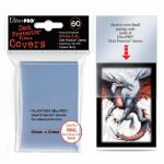 Protèges Cartes Format JAP Accessoires Sleeves Ultra-pro Sleeve Covers Mini  Par 60