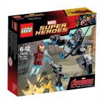 Super Heroes LEGO 76029 - Iron Man Contre Ultron