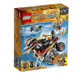Legends Of Chima LEGO 70222 - Le Bulldozer Panthère