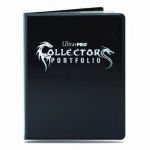 Portfolios Accessoires Portfolio Uni Collectors Dragon 10 Pages De 9 Cases