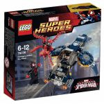 Super Heroes LEGO 76036 - L'attaque Aérienne De Carnage Contre Le Shield
