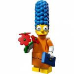 Minifigures The Simpsons 2.0 LEGO - 02 - Marge En Tenue De Soirée