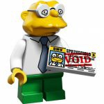 Minifigures The Simpsons 2.0 LEGO - 10 - Hans Moleman