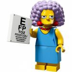 Minifigures The Simpsons 2.0 LEGO - 11 - Selma Bouvier