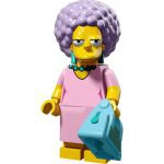 Minifigures The Simpsons 2.0 LEGO - 12 - Patty Bouvier