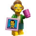Minifigures The Simpsons 2.0 LEGO - 14 - Edna Krabappel