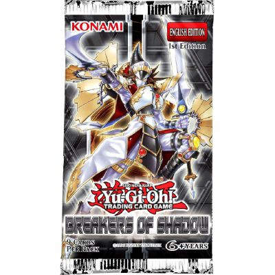 Boite & Booster Anglais Boosters Breakers Of Shadow