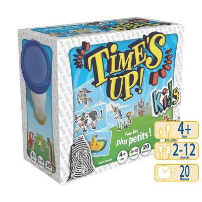 Jeu de devinettes Time's Up Kids