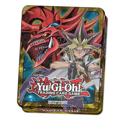 Tin Box Mega-tin - Yugi Et Slifer