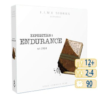 Enigme Time Stories - Endurance
