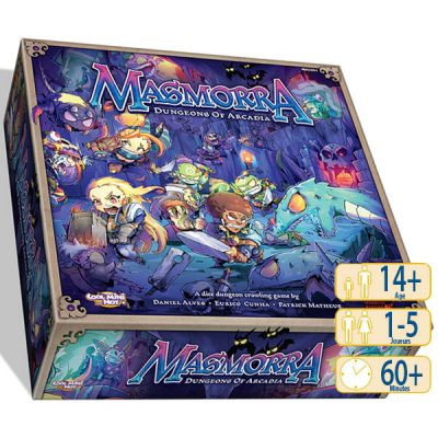 Exploration Masmorra: Dungeons Of Arcadia