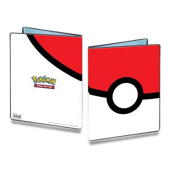 Portfolios Pro-binder Pokéball - 20 Pages De 18 Cases