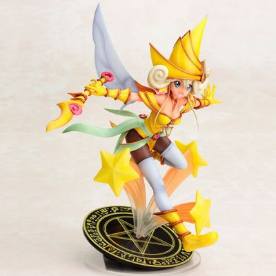 Produits Dérivés Action Figure Series - Magicienne Des Citrons ! (yu-gi-oh Dark Side Of Dimension)